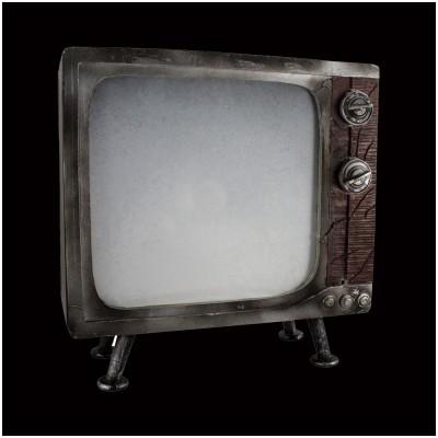 Small Haunted TV