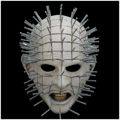 Hellraiser Pinhead Latex Mask