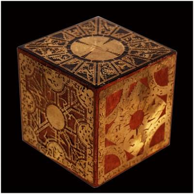 Hellraiser Inferno Lament Box