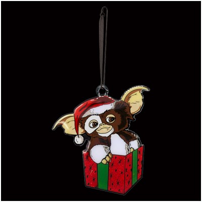 Holiday Horrors - Gremlins Gizmo Metal Ornament