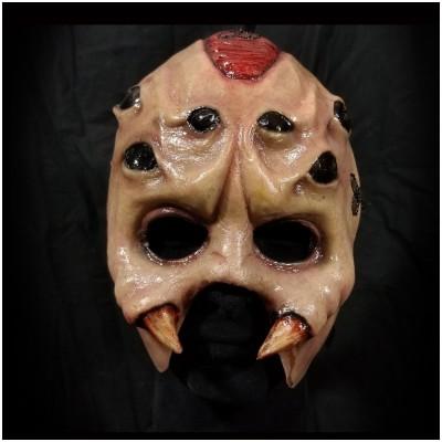 Spider Quarter Mask - Flesh