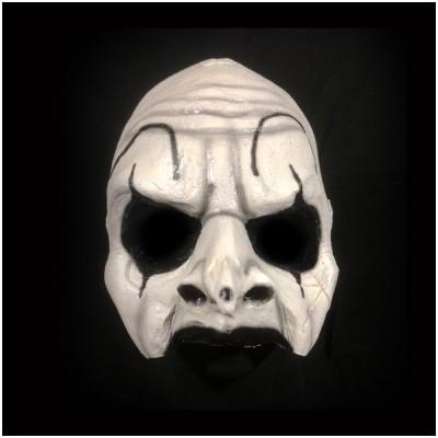 Imp Quarter Mask - B&W