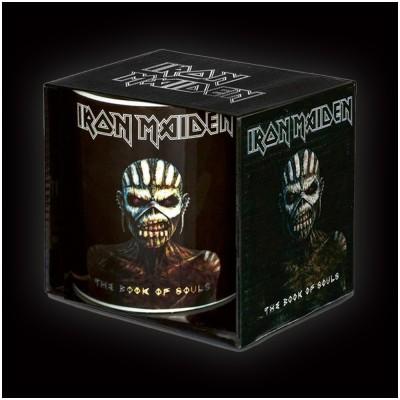 Iron Maiden Book of Souls Mug
