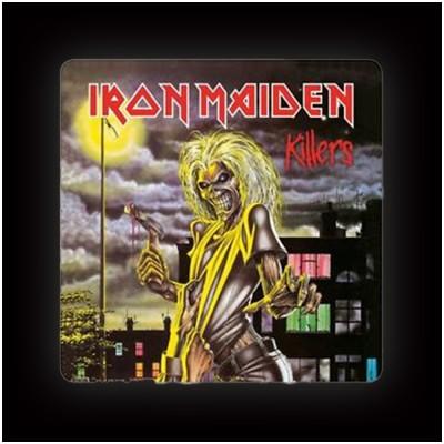 Iron Maiden Killers Coaster (single)