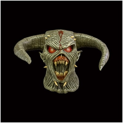 Iron Maiden Legacy of the Beast Mask