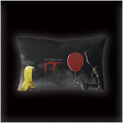IT 2017 'You'll Float Too Pennywise Cushion