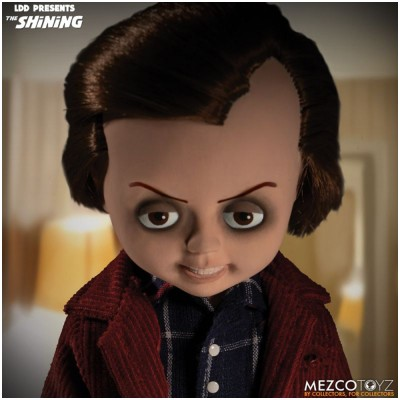 Mezco Living Dead Doll - The Shining - Jack Torrance