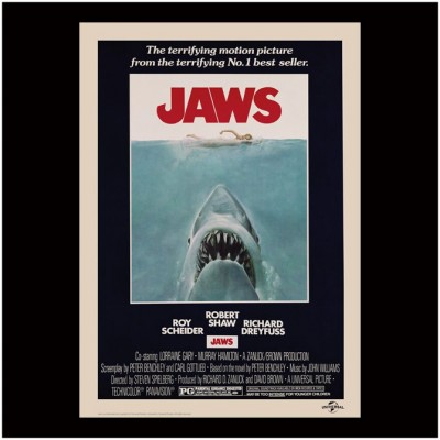 JAWS Limited Edition Artwork print
