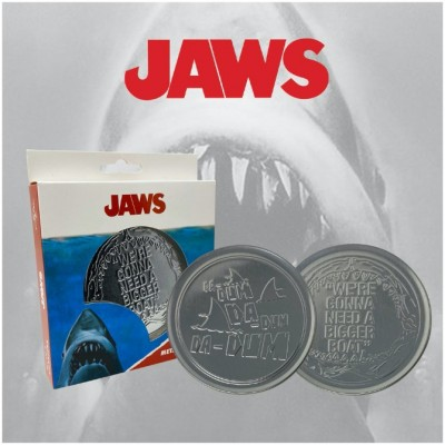 Jaws Coasters - Set of 4
