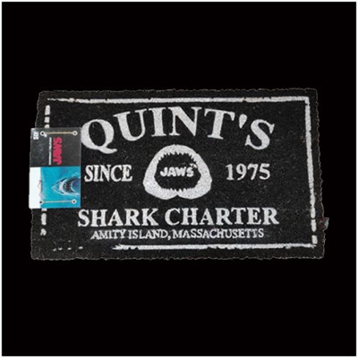JAWS Quint's Door Mat