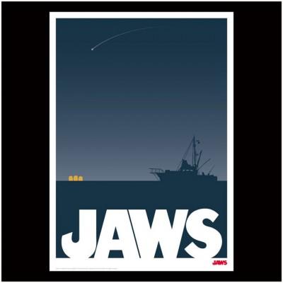 JAWS Shooting Star Print