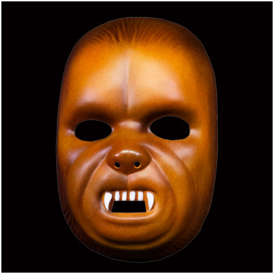 Jordan Peele's Us - Jason Wolf Vacuform Mask