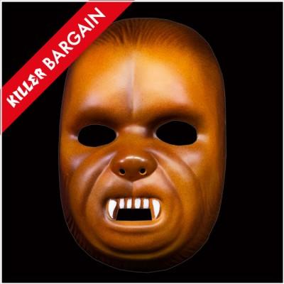 Jordan Peele's Us - Jason Wolf Vacuform Mask - KILLER BARGAIN
