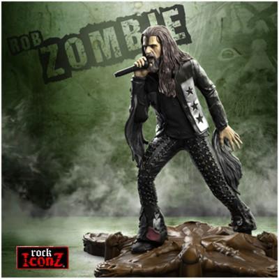 Knucklebonz Rock Iconz Statue - Rob Zombie