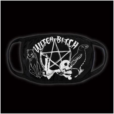 Kreepsville 666 - Witch Bitch Face Mask