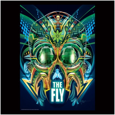 The Fly Limited Edition Print