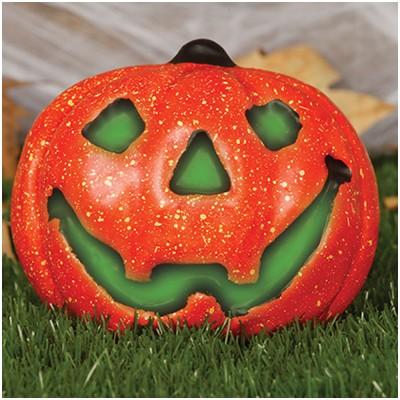 Halloween Pumpkin with Light