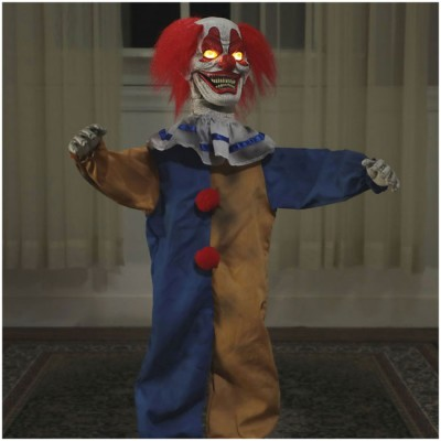 "36"" Little Top Clown Animated Prop - PRE ORDER"