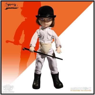 Mezco Living Dead Doll A Clockwork Orange