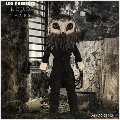 Living Dead Dolls Lord of Tears - The Owlman