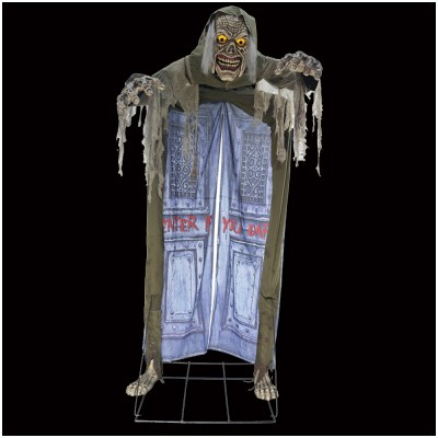 10ft Looming Ghoul Animated Prop