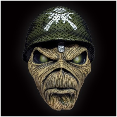 Iron Maiden - A Matter of Life and Death Mask