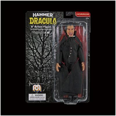 "Mego 8"" Action Figure - Hammer Horror, Dracula"