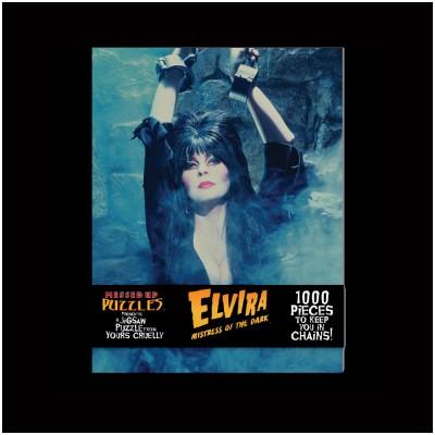 Elvira Jigsaw Puzzle Version B
