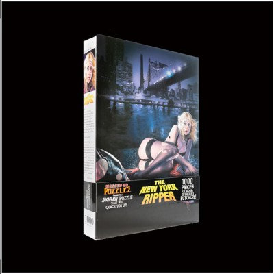 The New York Ripper Jigsaw Puzzle