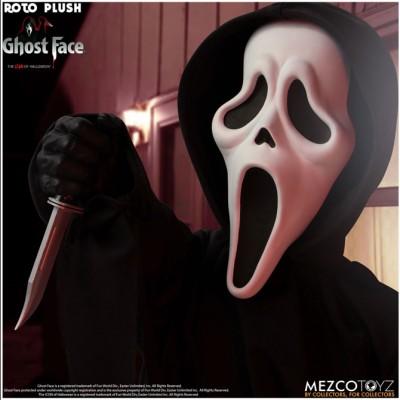 Mezco Roto Plush - Scream Ghost Face - PRE ORDER