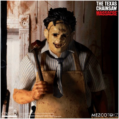 MEZCO One:12 Collective The Texas Chainsaw Massacre Leatherface - PRE ORDER