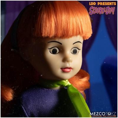 MEZCO Living Dead Dolls Scooby Doo Build-A-Figure: Daphne