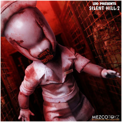 MEZCO Living Dead Doll - Silent Hill Bubble Head Nurse