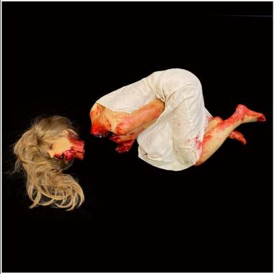 Mindi Decapitated with Head