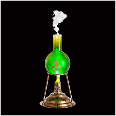 Misting Lab Beaker - SOLD OUT