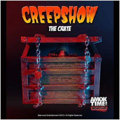 Monstarz Creepshow 'The Crate' Fluffy Figure