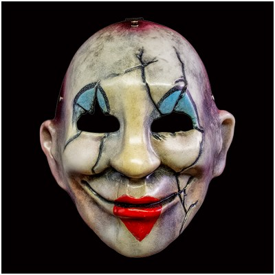 Murdershow - Doxy Mask - PRE ORDER