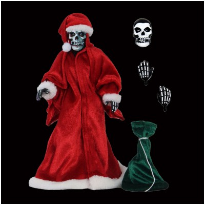 """NECA Misfits 8"""" Clothed Figure The Holiday Fiend"""