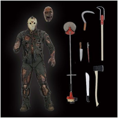 NECA Friday the 13th Part 7 Ultimate Jason Voorhees (New Blood) - PRE ORDER