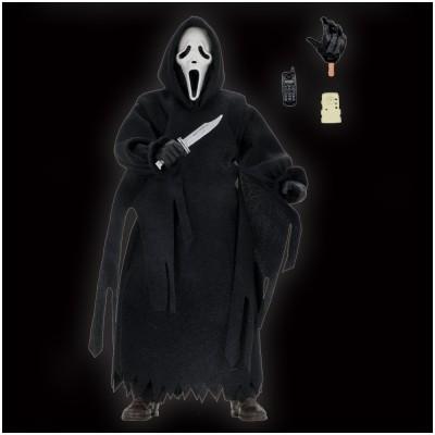 """NECA Scream, Ghost Face 8"""" Clothed Figure"""