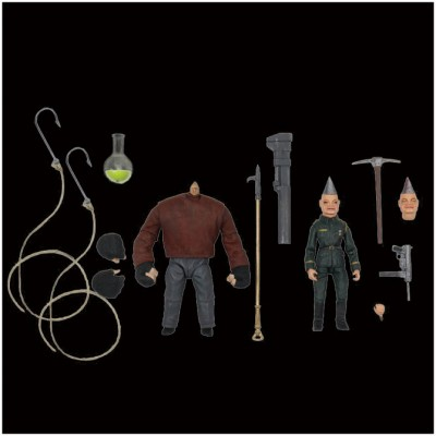 NECA Puppet Master Ultimate Pinhead and Tunneler 2 pack - PRE ORDER