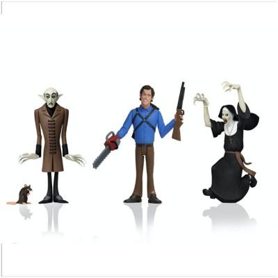 "NECA Toony Terrors 6"" Action Figures - Series 3 - Complete set (3 figures)"