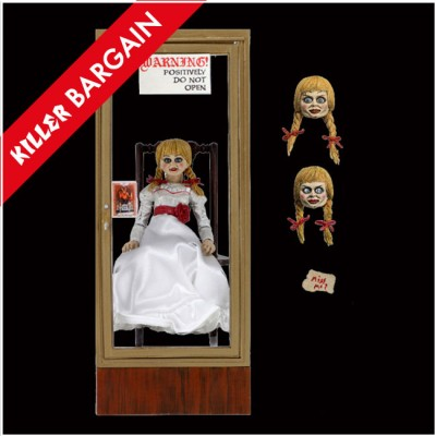 """Neca The Conjuring Universe - Ultimate Annabelle 7"""" Scale Action Figure - KILLER BARGAIN"""
