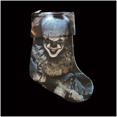 Horror Christmas Stocking - Pennywise