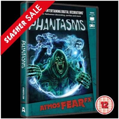 AtmosFEAR fx Phantasms DVD (12) SALE