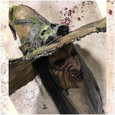 Bone Crone Mask
