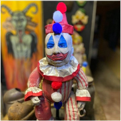 Forevermore Doll - Gacy, Pogo the Clown