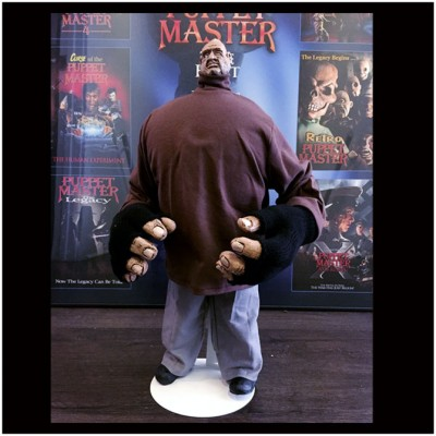 Full Moon Features Puppet Master 1:1 Scale Replica - PINHEAD