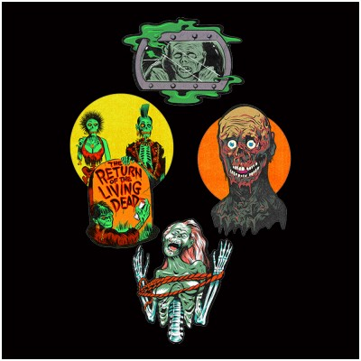 The Return of the Living Dead Wall Decor