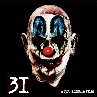 Rob Zombie 31 Poster Mask